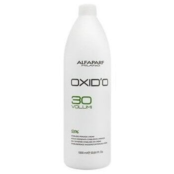 ALFAPARF OXIDO 30 VOL. (9%) 1000 ml / 33.81 Fl.Oz