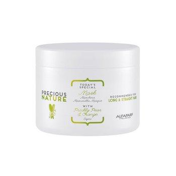 ALFAPARF PRECIOUS NATURE LONG STRAIGHT HAIR MASK 500 ml / 16.90 Fl.Oz