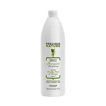 ALFAPARF PRECIOUS NATURE LONG STRAIGHT HAIR SHAMPOO 1000 ml - Shampoo specifico per capelli lunghi e lisci.