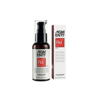 ALFAPARF PIGMENTS RD RED .6  90 ml / 3.04 Fl.Oz