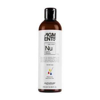 ALFAPARF PIGMENTS NU NUTRITIVE SHAMPOO 200 ml / 6.76 Fl.Oz