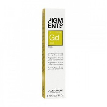 ALFAPARF PIGMENTS GD GOLD .3  8 ml / 0.27 Fl.Oz