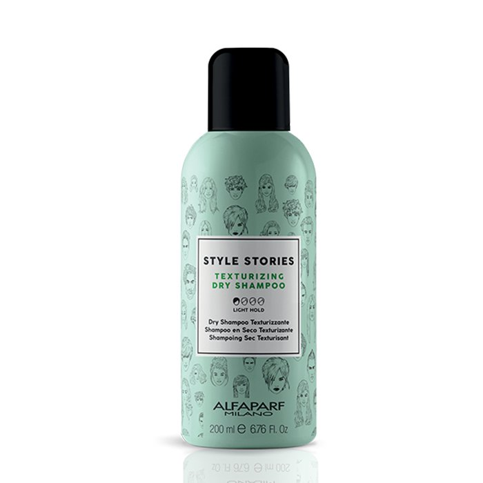 ALFAPARF STYLE STORIES TEXTURIZING DRY SHAMPOO 200 ml - Shampoo secco