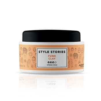 ALFAPARF STYLE STORIES FUNK CLAY 100 ml / 3.66 Fl.Oz