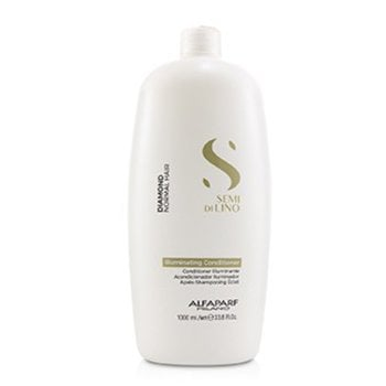 ALFAPARF SEMI DI LINO DIAMOND ILLUMINATING CONDITIONER 1000 ml / 33.81 Fl.Oz