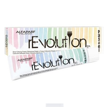 ALFAPARF REVOLUTION PASTEL TRUE SILVER (GREY) 90 ml / 3.04 Fl.Oz