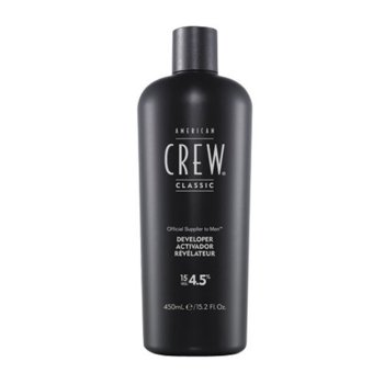 AMERICAN CREW PRECISION BLEND DEVELOPER 15VOL 450 ml / 15.20 Fl.Oz
