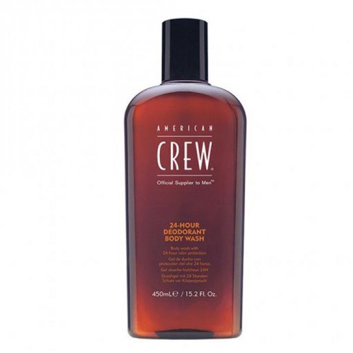 AMERICAN CREW 24 HOUR DEODORANT BODY WASH 450 ml / 15.21 Fl.Oz
