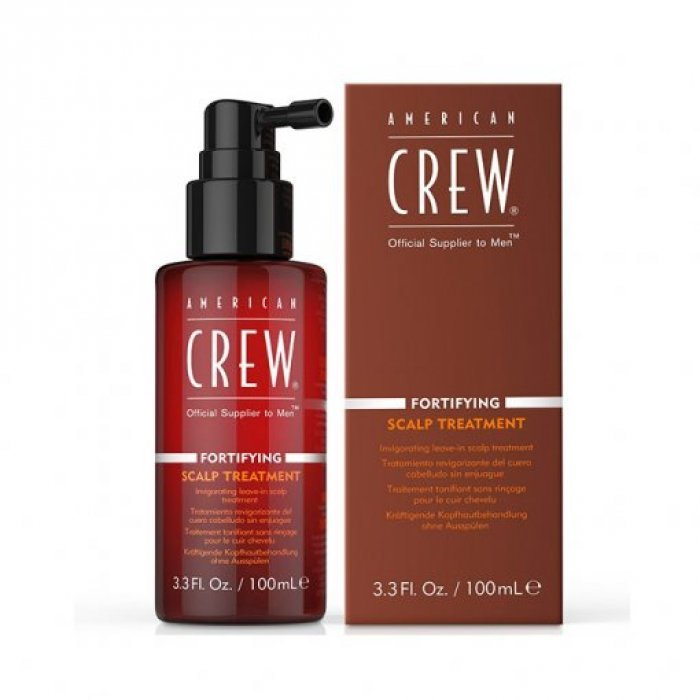 AMERICAN CREW FORTIFYING SCALP TREATMENT 100 ml / 3.30 Fl.Oz
