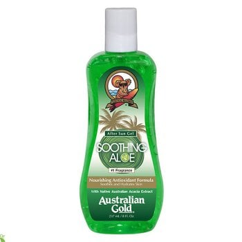 AUSTRALIAN GOLD SOOTHING ALOE GEL 237 ml / 7.00 Fl.Oz