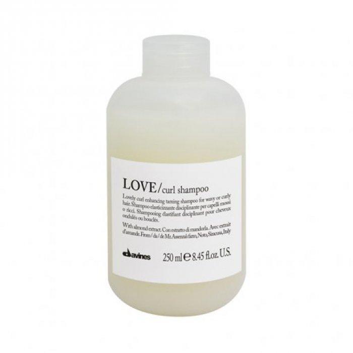 DAVINES ESSENTIAL HAIRCARE LOVE CURL SHAMPOO 250 ml / 8.45 Fl.Oz