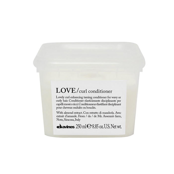 DAVINES ESSENTIAL HAIRCARE LOVE CURL CONDITIONER 250 ml / 8.85 Fl.Oz