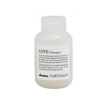 DAVINES ESSENTIAL HAIRCARE LOVE CURL SHAMPOO 75 ml / 2.50 Fl.Oz