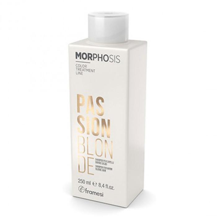 FRAMESI PASSION BLONDE SHAMPOO 250 ml / 8.4 Fl.Oz