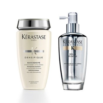 KERASTASE KIT DENSIFIQUE SERUM JEUNESSE (BAIN DENSITE 250 ml + SERUM JEUNESSE 100 ml)