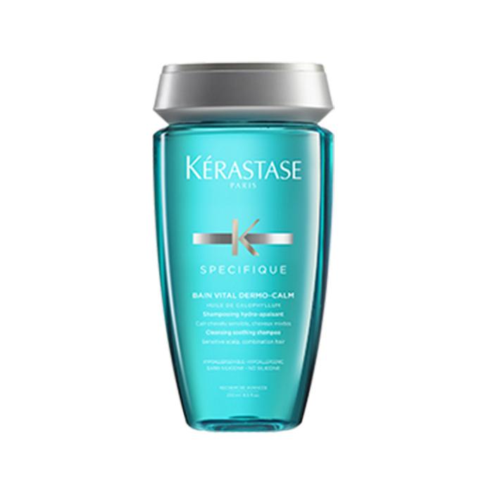 KERASTASE BAIN VITAL DERMO CALM 250 ml / 8.45 Fl.Oz