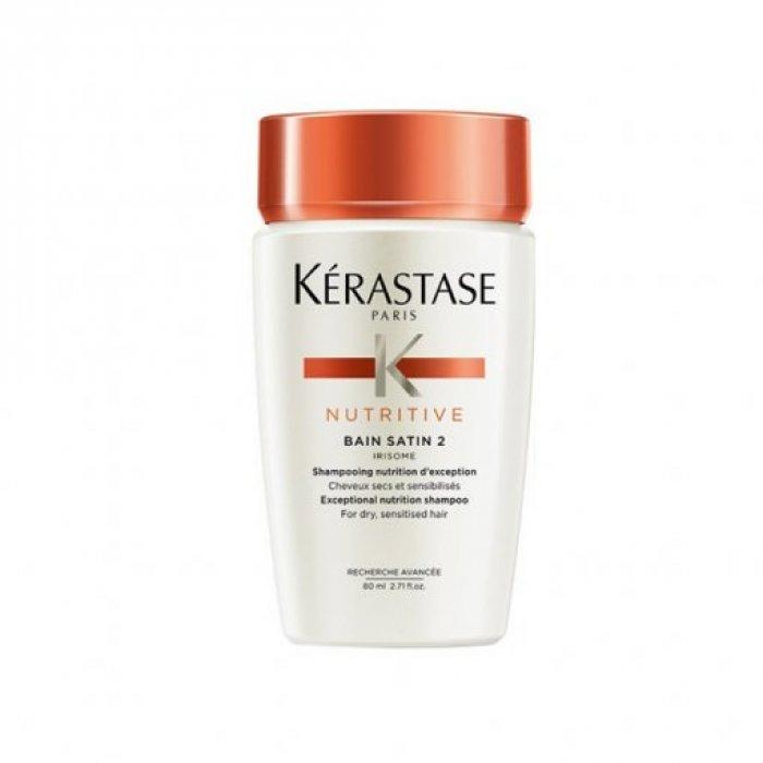 KERASTASE BAIN SATIN 2 80 ml / 2.71 Fl.Oz