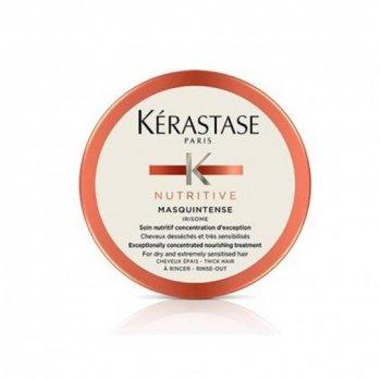 KERASTASE NUTRITIVE MASQUINTENSE GROSSI 75 ml - Maschera nutritiva per capelli secchi e spessi
