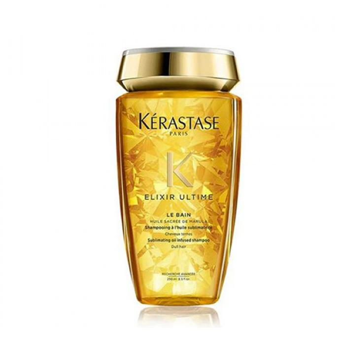 KERASTASE ELIXIR ULTIME LE BAIN 250 ml - Shampoo illuminante per capelli spenti