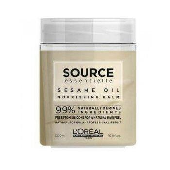 L'OREAL SOURCE ESSENTIELLE SESAME OIL NOURISHING BALM 500 ml / 16.91 Fl.Oz