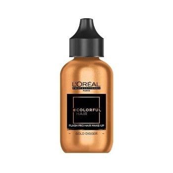 L'OREAL COLORFUL HAIR FLASH GOLD DIGGER 60 ml / 2.03 Fl.Oz