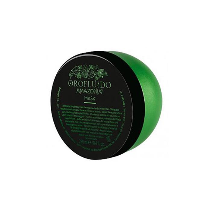 OROFLUIDO AMAZONIA MASK 250 ml / 8.40 Fl.Oz