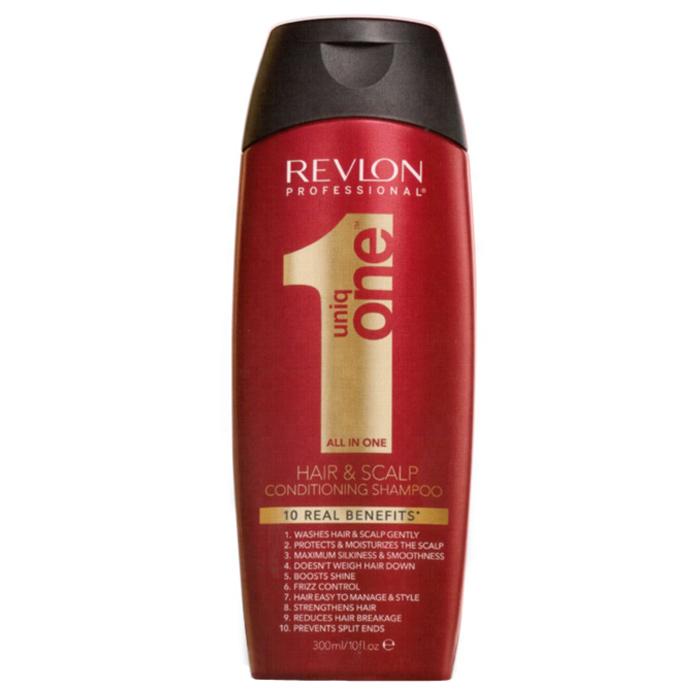 REVLON PROFESSIONAL UNIQ ONE CONDITIONING SHAMPOO 300 ml / 10 Fl.Oz