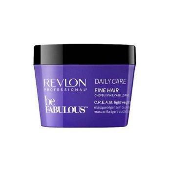REVLON PROFESSIONAL BE FABULOUS FINE HAIR CREAM MASK 200 ml / 6.76 Fl.Oz