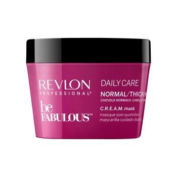 REVLON PROFESSIONAL BE FABULOUS NORMAL/THICK HAIR CREAM MASK 200 ml / 6.76 Fl.Oz