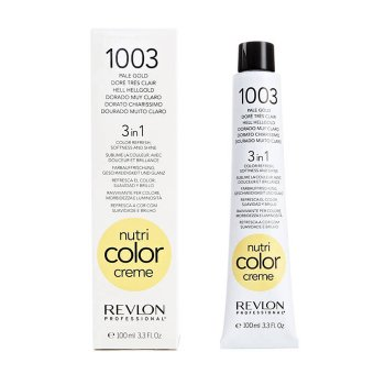 REVLON PROFESSIONAL NUTRI COLOR CREME 1003 - GOLDEN BLONDE 100 ml / 3.30 Fl.Oz