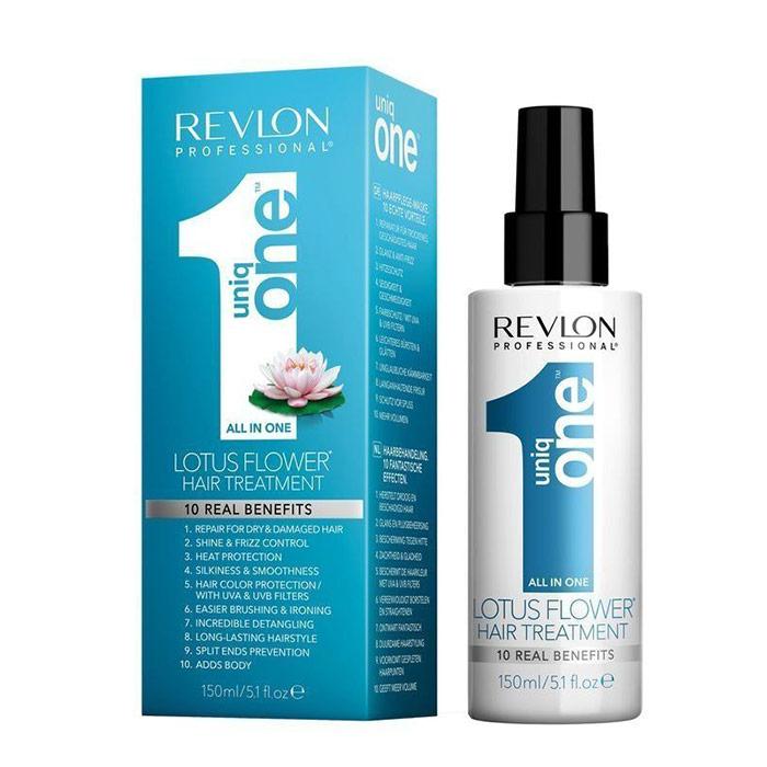 REVLON PROFESSIONAL UNIQ ONE LOTUS FLOWER HAIR TREATMENT 150 ml / 5.10 Fl.Oz