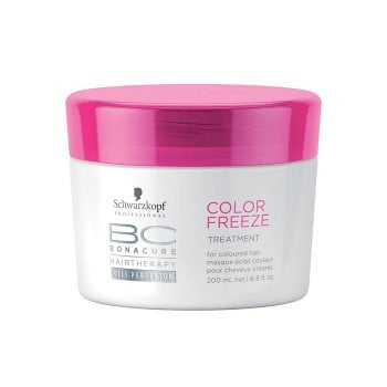 SCHWARZKOPF BONACURE COLOR FREEZE TREATMENT 200 ml / 6.76 Fl.Oz