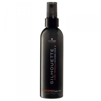 SCHWARZKOPF SILHOUETTE SUPER PUMP SPRAY 200 ml / 6.76 Fl.Oz