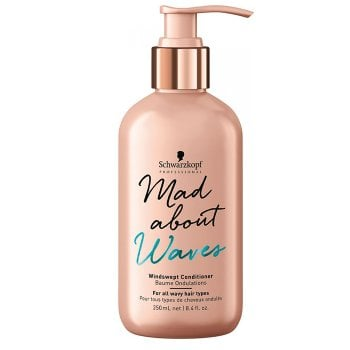SCHWARZKOPF MAD ABOUT WAVES WINDSWEPT CONDITIONER 250 ml / 8.40 Fl.Oz