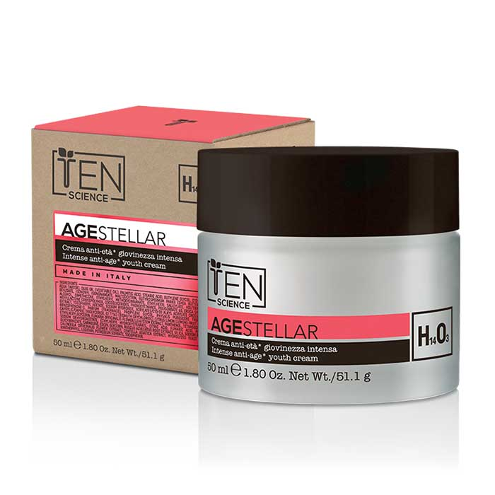 TEN AGE STELLAR INTENSE ANTI AGE YOUTH CREAM 50 ml / 1.75 Fl.Oz