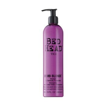 TIGI DUMB BLONDE SHAMPOO 400 ml / 13.52 Fl.Oz