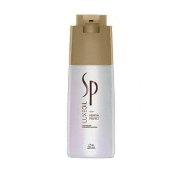 WELLA SP LUXE OIL KERATIN PROTECT SHAMPOO 1000 ml / 33.81 Fl.Oz