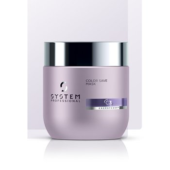 WELLA SYSTEM PROFESSIONAL COLOR SAVE MASK 200 ml / 6.76 Fl.Oz