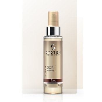 WELLA SYSTEM PROFESSIONAL LUXE OIL KERATIN BOOST ESSENCE 100 ml / 3.38 Fl.Oz