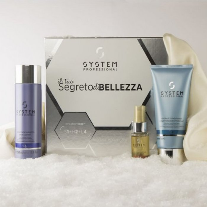 WELLA SYSTEM PROFESSIONAL - SPECIAL SOFTNESS