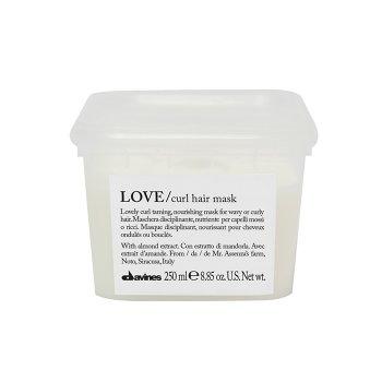 DAVINES ESSENTIAL HAIRCARE LOVE CURL MASK 250 ml / 8.85 Fl.Oz