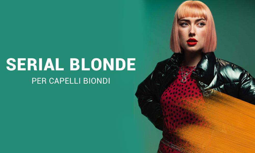 TIGI BED HEAD SERIAL BLONDE - CAPELLI BIONDI/GRIGI