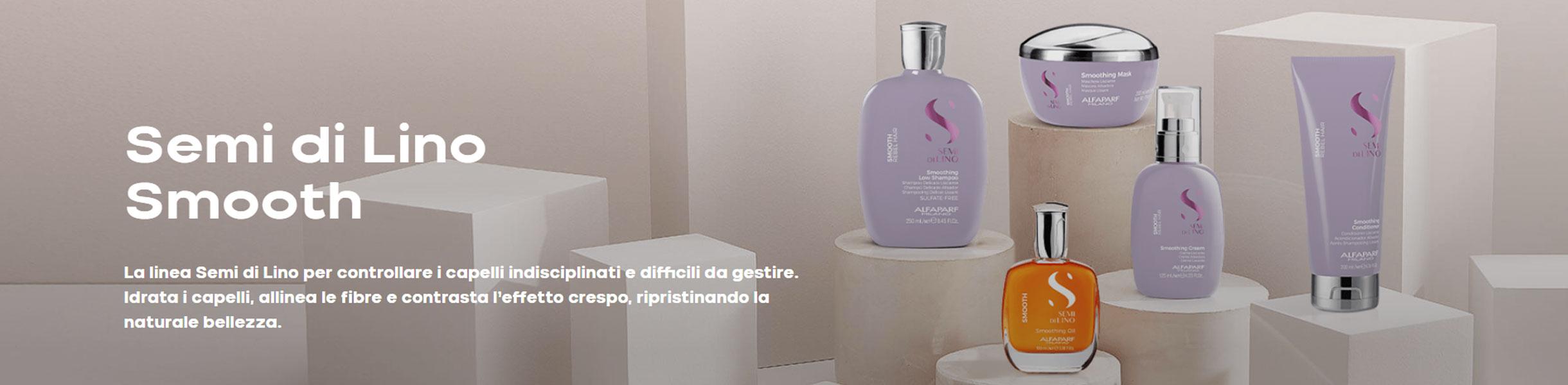 SEMI DI LINO SMOOTH