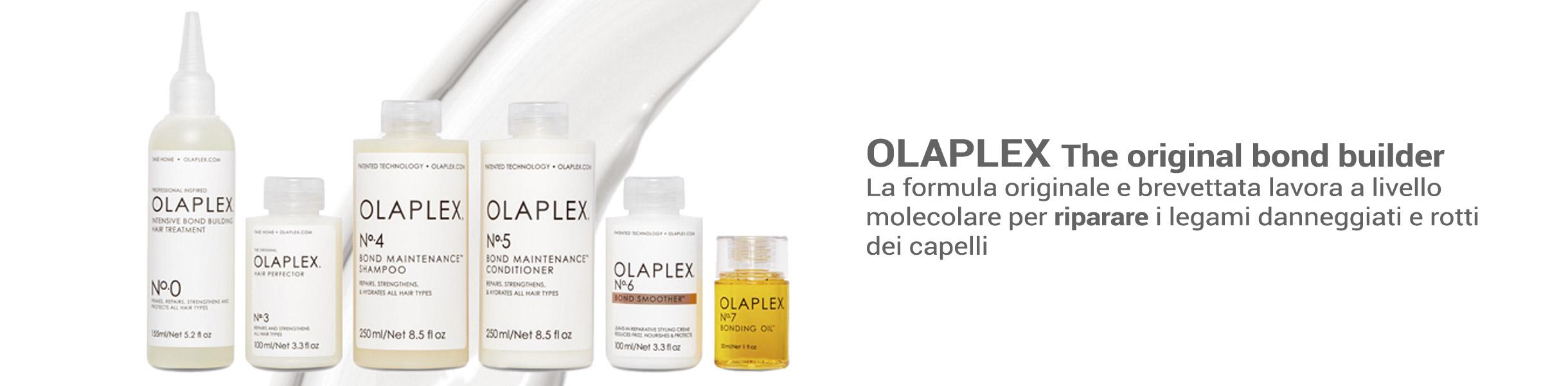 OLAPLEX PRODOTTI