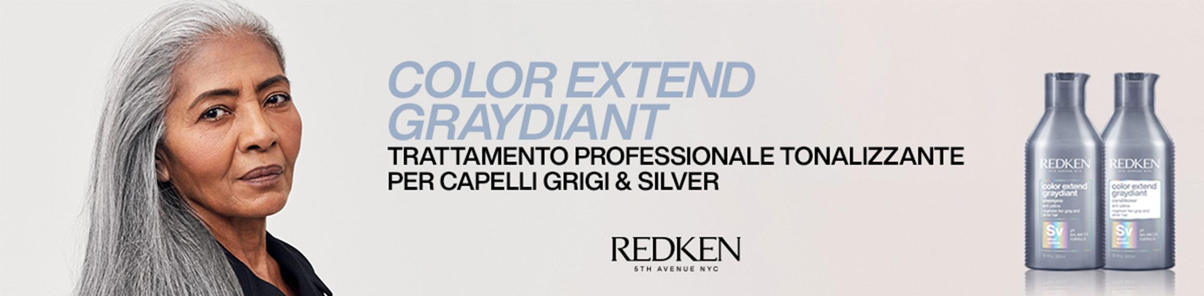 COLOR EXTEND GRAYDIANT - CAPELLI BIANCHI/GRIGI