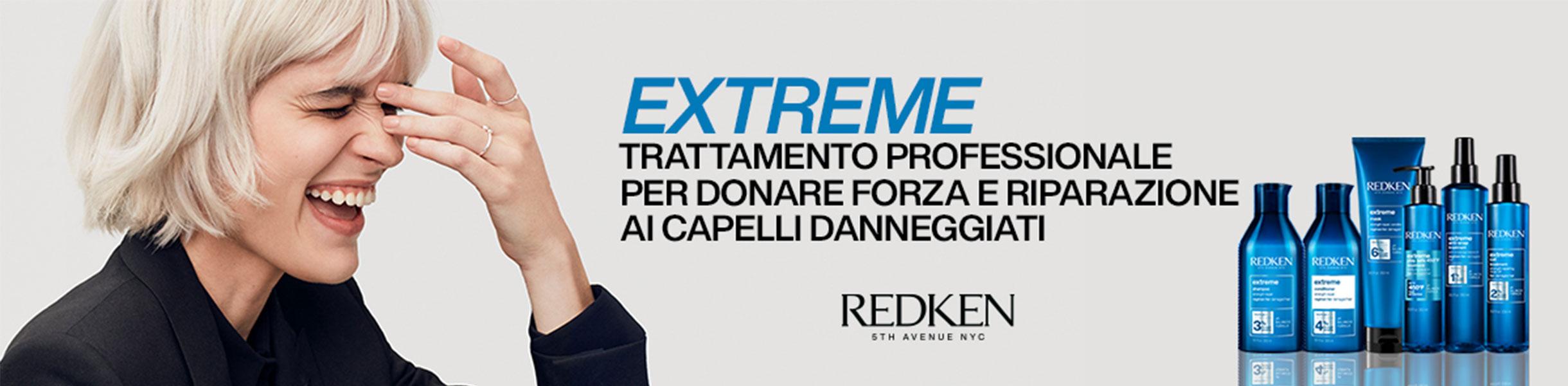 EXTREME - CAPELLI DANNEGGIATI
