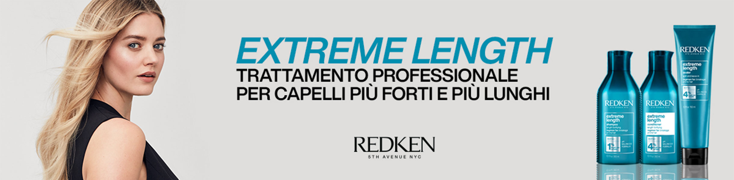 EXTREME LENGTH - CAPELLI LUNGHI