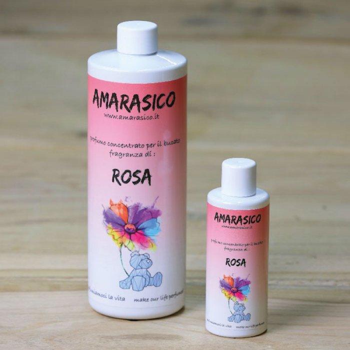 AMARASICO ROSE ESSENCE FOR LAUNDRY 500 ml