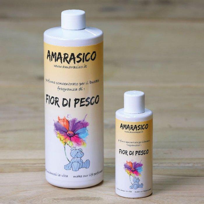 AMARASICO ESSENZA PER BUCATO FIORI DI PESCO 500ml