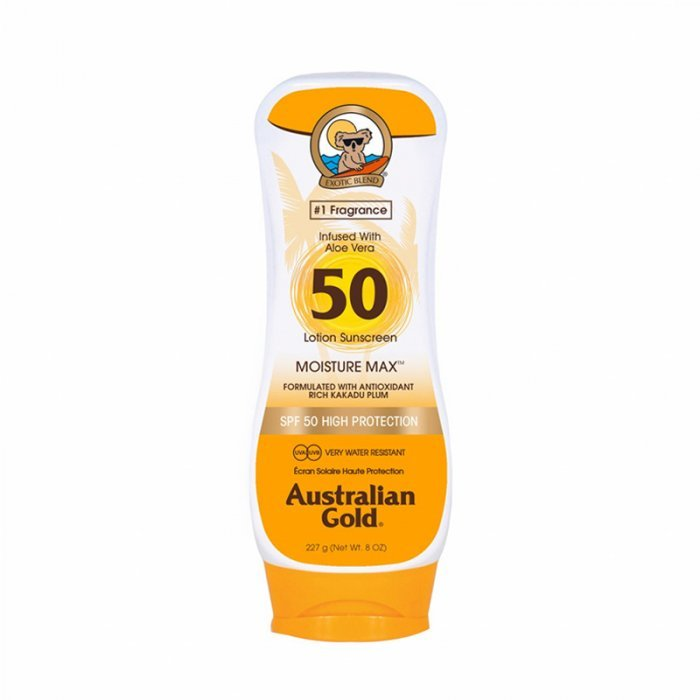 AUSTRALIAN GOLD SPF 50 LOTION SUNSCREEN 237 ml / 7.00 Fl.Oz